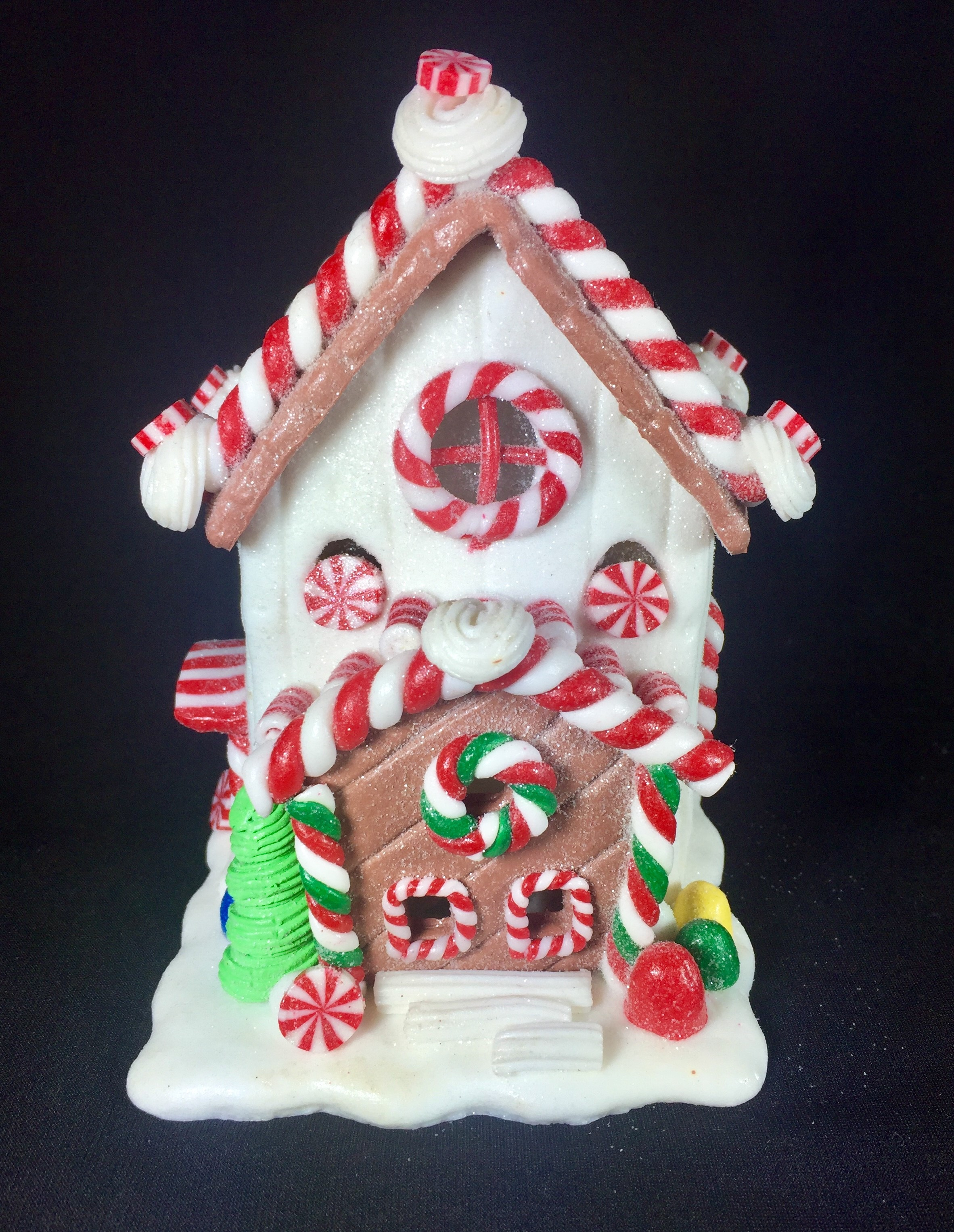 Christmas Gingerbread House.Gingerbread House