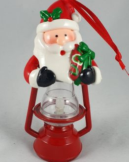 Santa Lantern