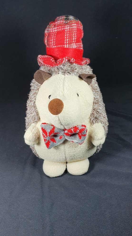 Christmas Hedgehog with Tophat